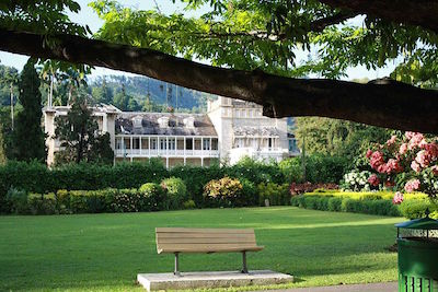 Royal Botanical Gardens in Trinidad and Tobago