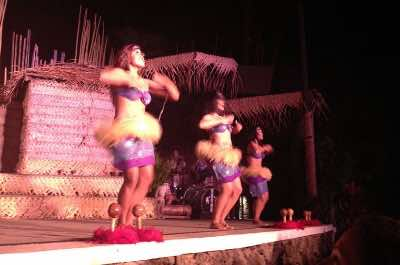 Royal Lahaina Luau in Maui