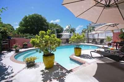 Royal Palms Hotel in Bermuda