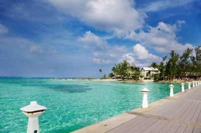 Rum Point Grand Cayman beach
