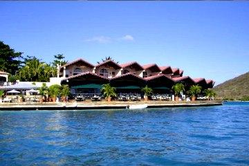 Saba Rock Resort Virgin Gorda