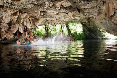 Sac Actun Cenote System