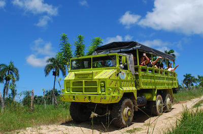 Safari adventures in Punta Cana