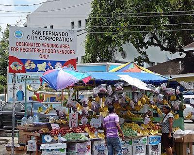 San Fernando in Trinidad and Tobago