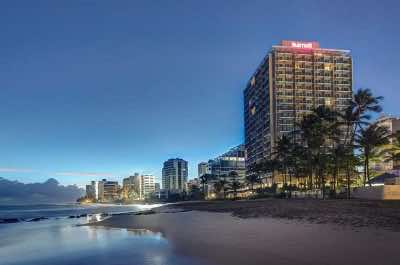 San Juan Marriott Resort & Stellaris Casino Puerto Rico
