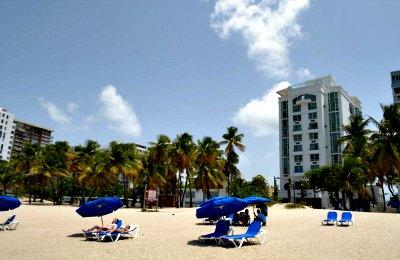 San Juan Water and Beach Club Hotel Puerto Rico
