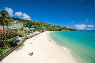 Sandals Regency La Toc Golf Resort and Spa St. Lucia