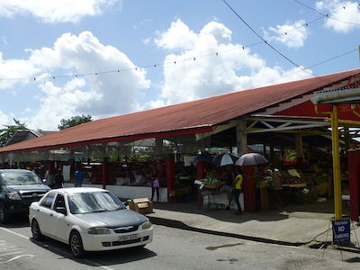 Sangre Grande in Trinidad and Tobago