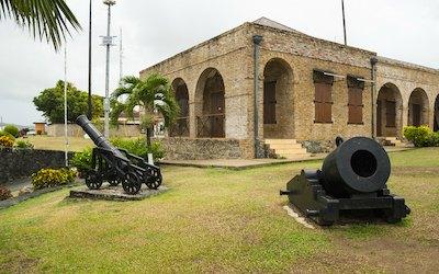 Scarborough in Trinidad and Tobago