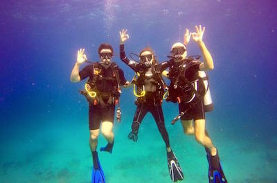 St. Thomas Scuba Diving