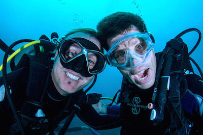 Scuba Diving in Tamarindo