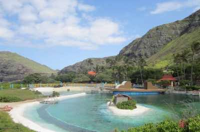 Sea Life Park in Oahu
