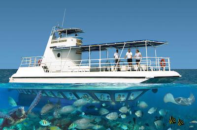Seaworld Observatory Grand Cayman