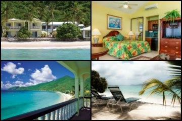 Sebastian's on the Beach Resort Tortola