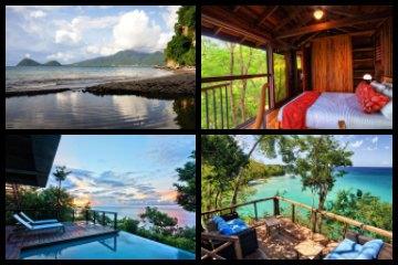 Secret Bay in Dominica