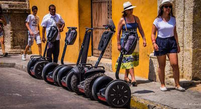 Segway Cartagena in Cartagena