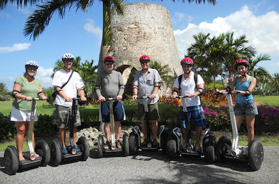 Segway Tour in Antigua