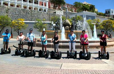 Segway Tour in San Juan