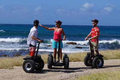 Things To Do In Aruba - Segway Tours