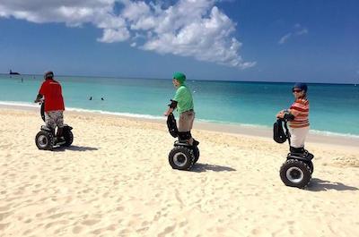 Cayman Segway Tours Grand Cayman