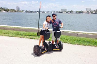 Segway Tours in Fort Lauderdale