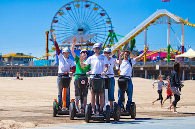 Segway Tours in Los Angeles