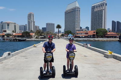 Segway Tours in San Diego