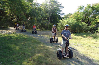 Segway tours in St. Lucia