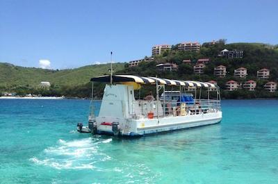 St. Thomas Semi-Submarine Cruise