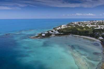 Shelly Bay Beach in Bermuda