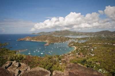 Shirley Heights in Antigua