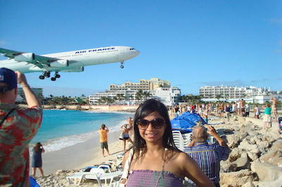 Orient Beach and Maho Beach Half day tour