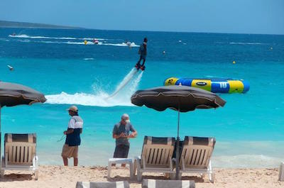 Orient Beach and Maho Beach Adventure