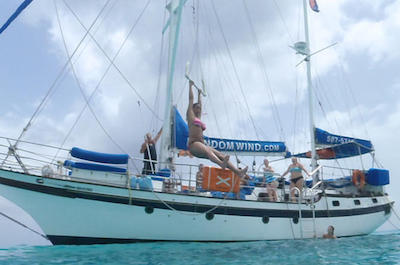 Sailing Tour with Snorkeling and Paddleboarding