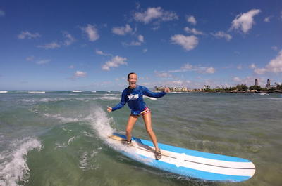 Small Group or Private Surfing or Stand-up Paddleboard Lesson