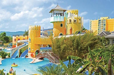 Montego Bay Shore Excursion: Sunscape Splash All-Inclusive Day Pass