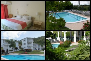 best Grenada resorts - Siesta Hotel
