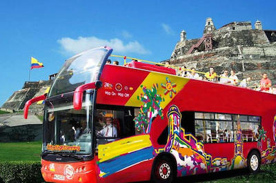 Sightseeing Tours in Cartagena