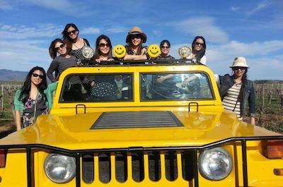 Sightseeing Tours in Santa Barbara