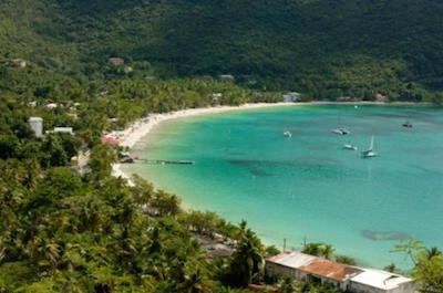 Smuggler's Cove Tortola British Virgin Islands