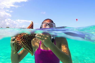 Scuba Diving and Snorkeling Grand Cayman