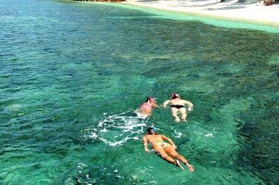 Scuba Diving and Snorkeling Tours Antigua Barbuda