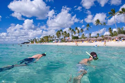 Things To Do In Aruba - Snorkeling