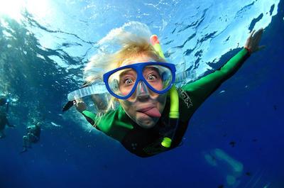 Snorkeling in San Diego