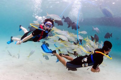 SNUBA Dive Experience in Montego Bay