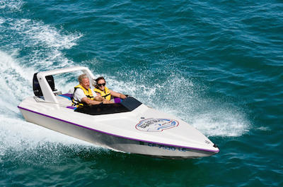 Speed Boat Tours in San Diego