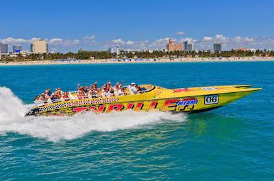 Speedboat Tours