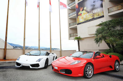 Sports Cars Driving Experience in Monaco