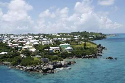 St George's in Bermuda