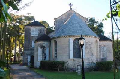 St. James Parish Church in Barbados